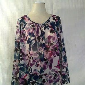 Liz Claiborne tunic size Medium